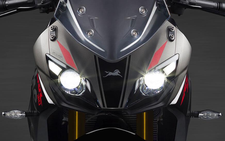 Bi-LED-Twin-Projector-Headlamps