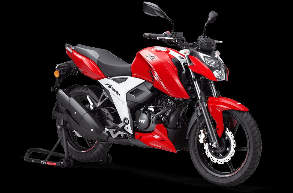 tvs rtr 160 4v-newbike-new